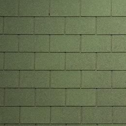 Tegola Классик зеленый с отливом
