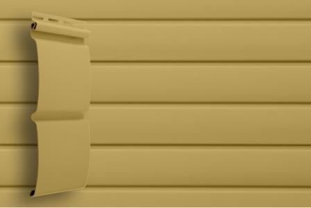Блок-хаус D4,8 Карамельный (премиум)