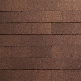 Tegola Классик коричневый с отливом