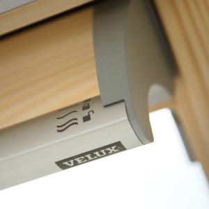 Мансардные окна Velux - Стильный дизайн