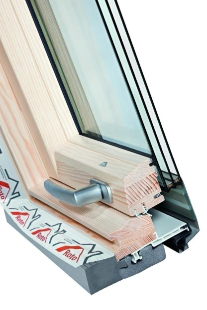 Мансардное окно Roto Designo