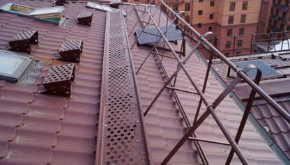 Монтаж трапов и мостиков